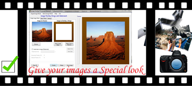 Give your images something extra