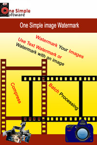 Image watermark software