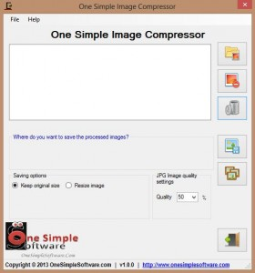 Free image compression software